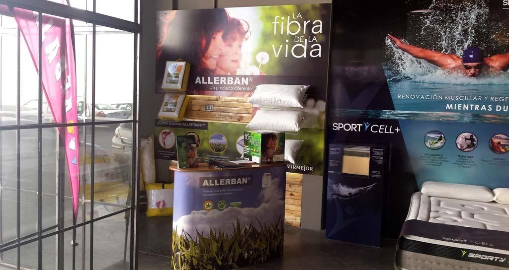 Venta de productos Allerban