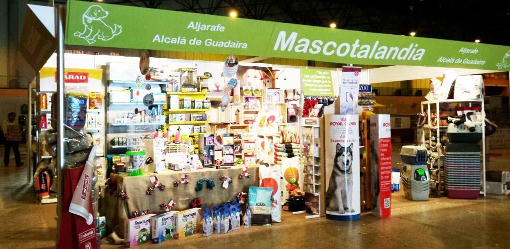 Stand de Mascotalandia en SurMascotas 2016