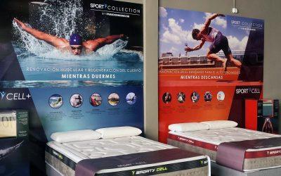 Sporty Collection, una nueva marca de colchones para deportistas