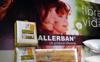 Allerban: nuevo espacio comercial. Un diseño muy cuidado y natural.