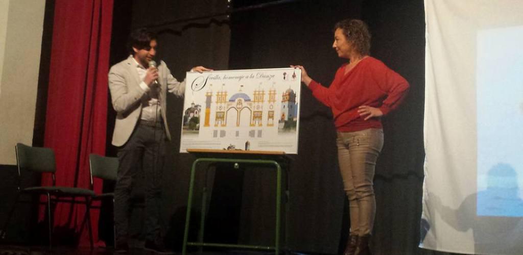 Inauguramos la Semana Cultural del Conservatorio de Danza de Sevilla
