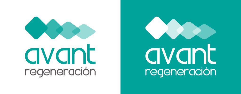logotipo Avant Regeneración