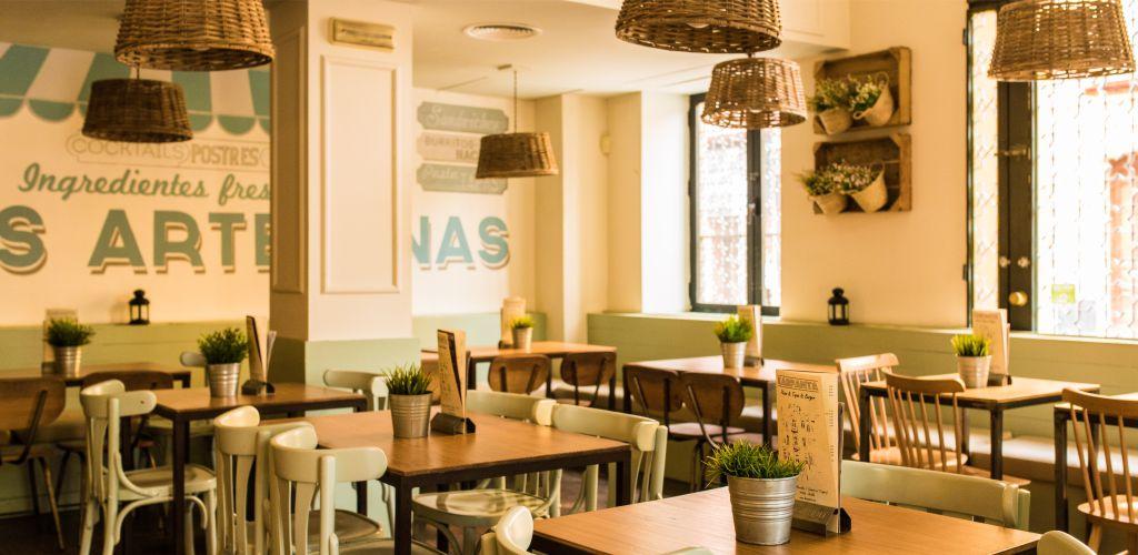 Una sesión fotográfica con mucho sabor para Restaurantes Karpanta