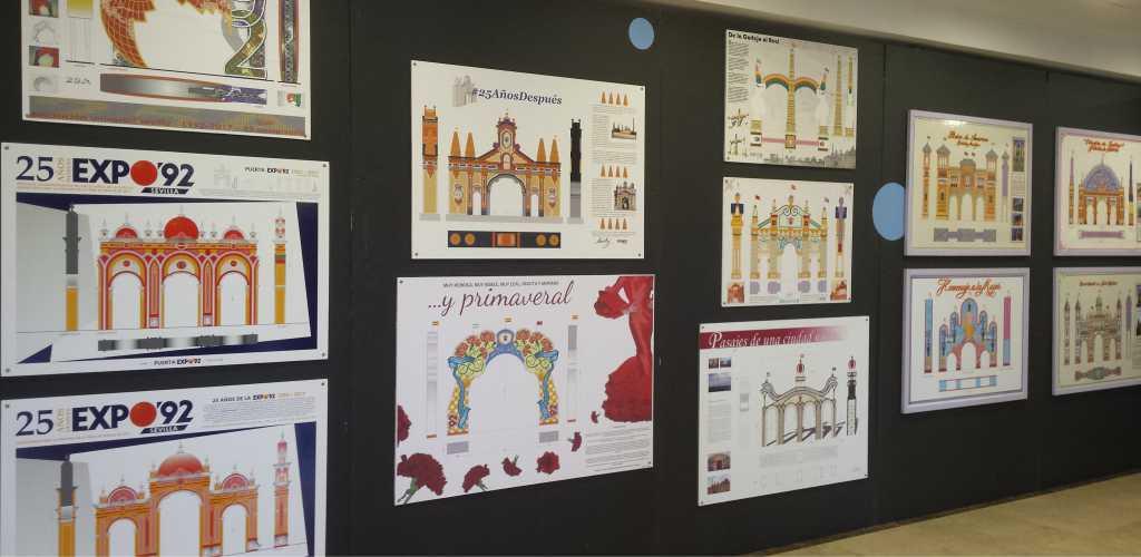 """""""Y Primaveral"""" entre los diseños seleccionados para la exposición del Colegio de Aparejadores"""