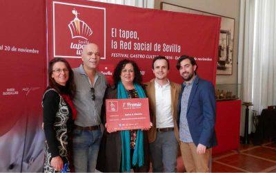 """Merlot & Albariño ganadores de la 5º edición de la """"Sevilla Tapas Week"""""""