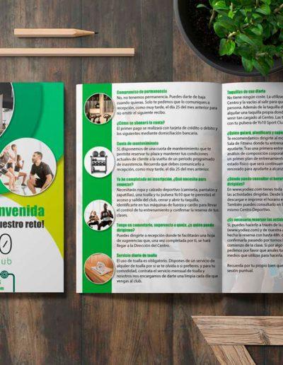 Guía para usuarios de YO10 Sport Club Sevilla