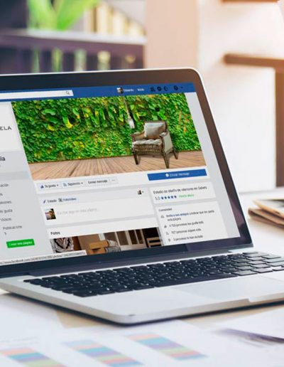 Gestión de Redes Sociales para Vanadela