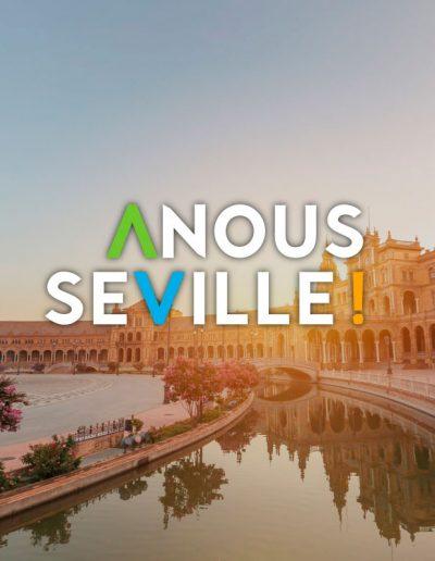 Logotipo A Nous Séville