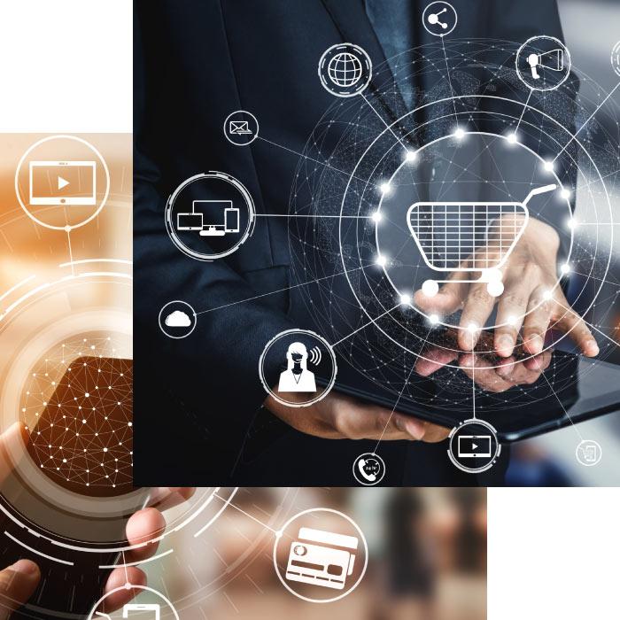 Conexión de las personas a través de las Redes Sociales
