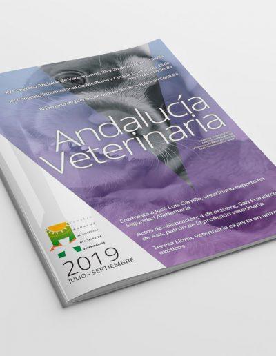 Contenidos revista Andalucía Veterinaria
