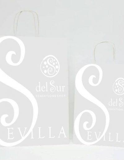 Packaging para Del Sur Sensations
