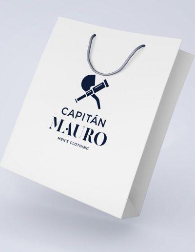 Bolsa para Capitán Mauro