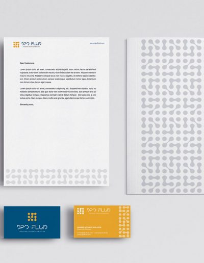 Identidad Visual DPO FLUID