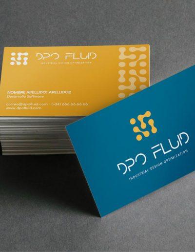 Diseño de tarjetas DPO FLUID