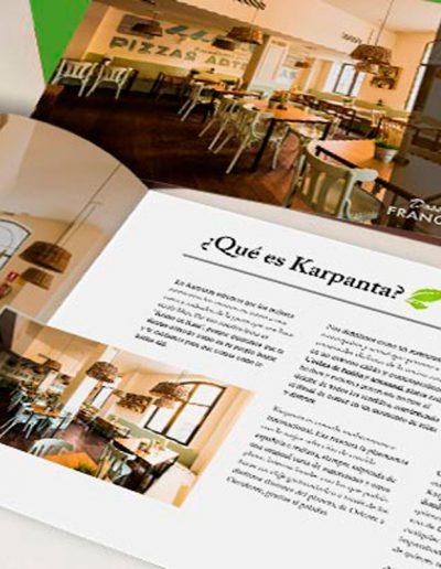 Karpanta Restaurante dossier