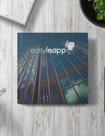 Easyleapp Identidad Corporativa