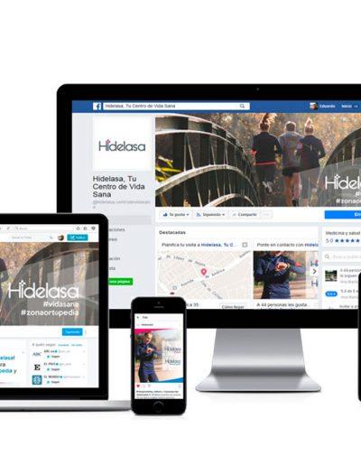 Comunicación Online para los Centros Hidelasa