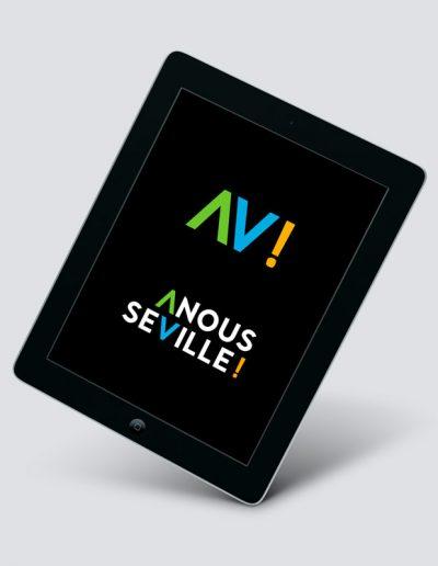 Logo A Nous Séville