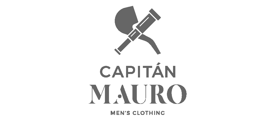 Capitán Mauro logotipo