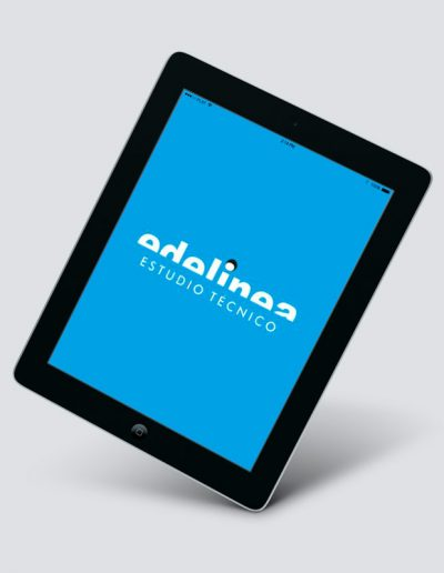 Edelinea Estudio Técnico logotipo