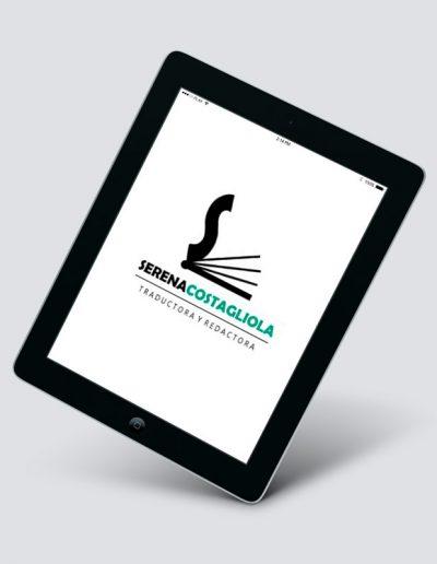Logotipo de Traductora