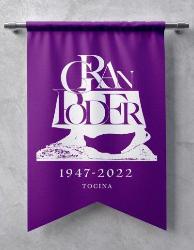 logotipo 75 Aniversario Gran Poder