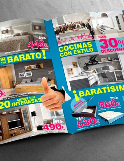 Nivel 2 Muebles catálogo de productos para