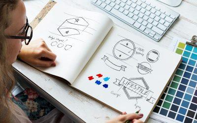 El proceso de creación de un buen logotipo. Diseño y Psicología