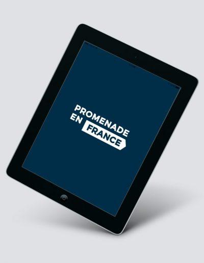 Logo Promenade en France