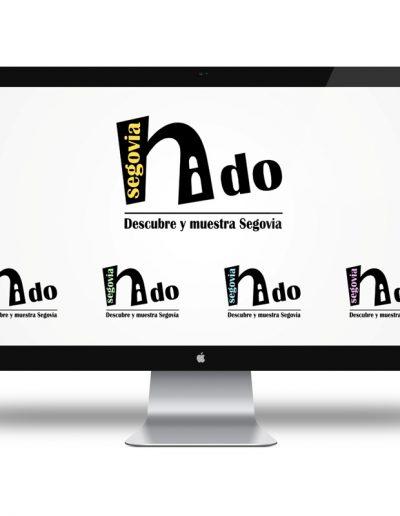 Logotipo Segoviando