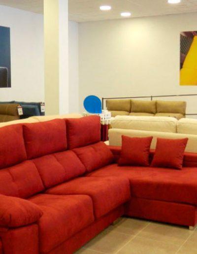 Interiorismo de Sofas Home