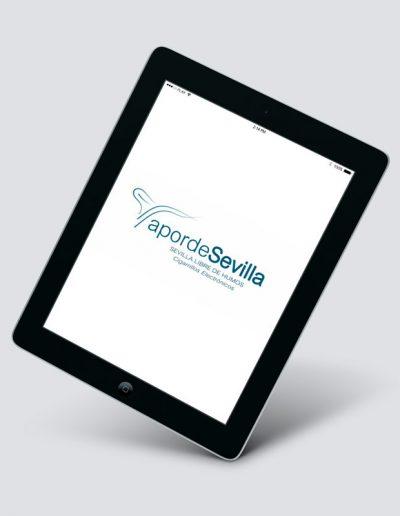 Vapor de Sevilla logo